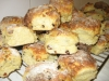 Home baking Fruit Scones