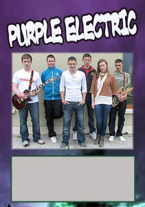 Purple Electric